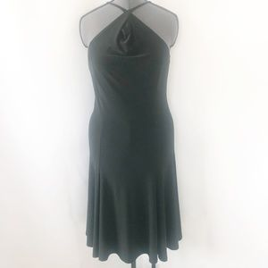 American Living Special Occasion Halter Dress
